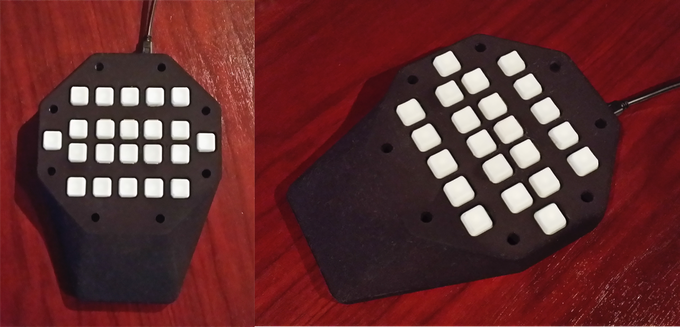 Prototype as seen in Kickstarter video