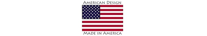 Everything from idea, improvement, to manufacturing will be done in the good ol' US of A.