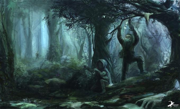 The Twilight Wood