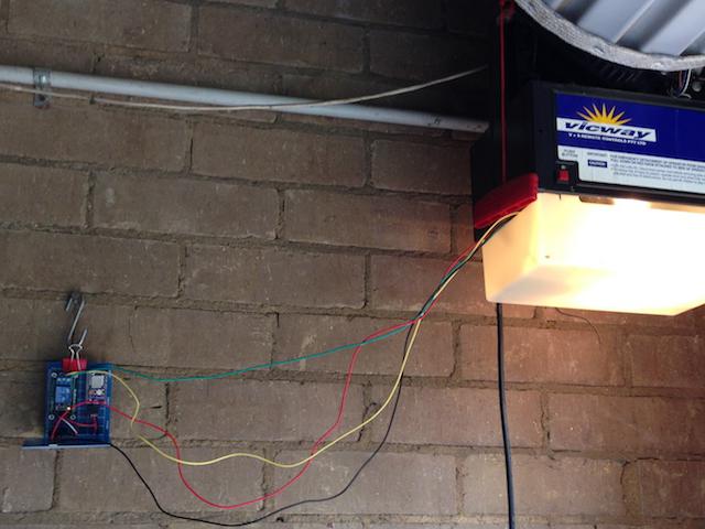Lift The Easy Way To Open Your Garage Door By John Wei