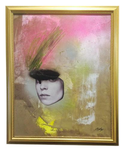 ORIGINAL ART BY LÄDY MILLARD ( 1 of 1 )