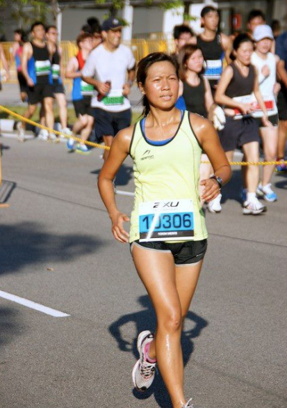 Running literally changed my life - you can read about it by clicking on the picture
