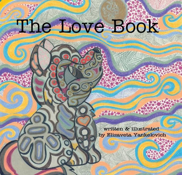 The Love Book Cover