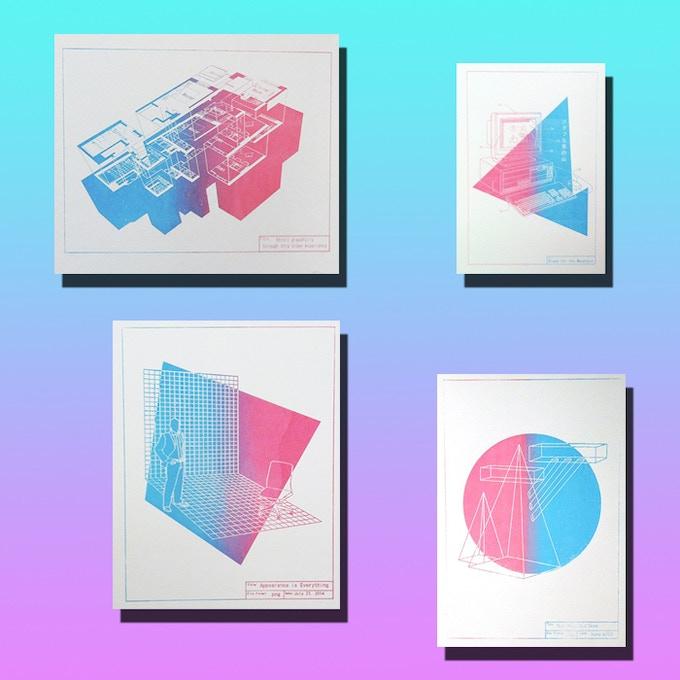 TGM Schematic Prints