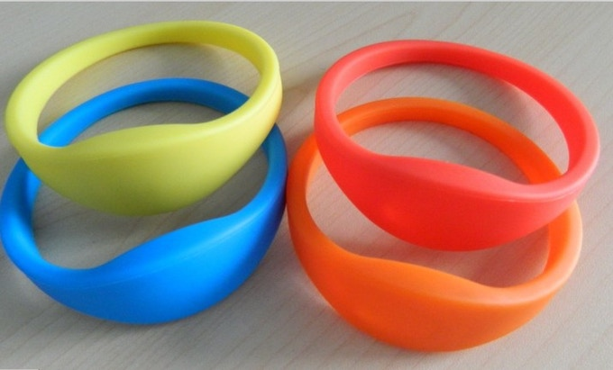 Color NFC Wristbands (Available in S, M, L)