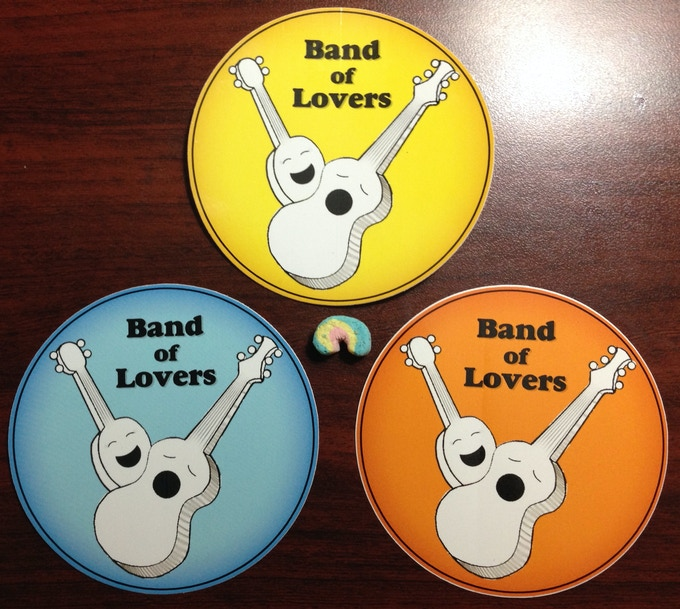 Band of Lovers - Debut Album! by Sabina — Kickstarter