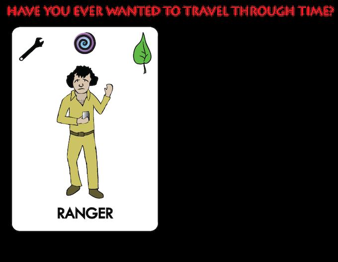 TIME TRAVELER EXPANSION