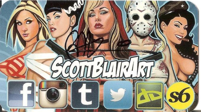 Scott Blair Art