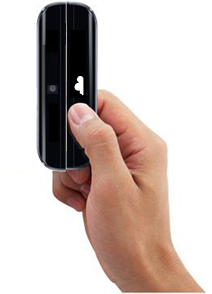 mobile closed screen