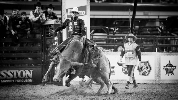 Bull Rider - J.B. Mauney
