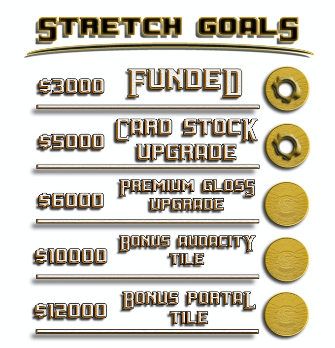Let's Keep on Pushing to get another Stretch Goal in the Final 24 Hours! :)