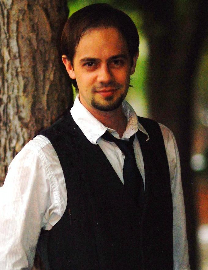Nicholas Dunn: Director/Co-Writer