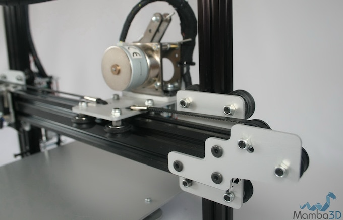 High quality metal 3D-printer