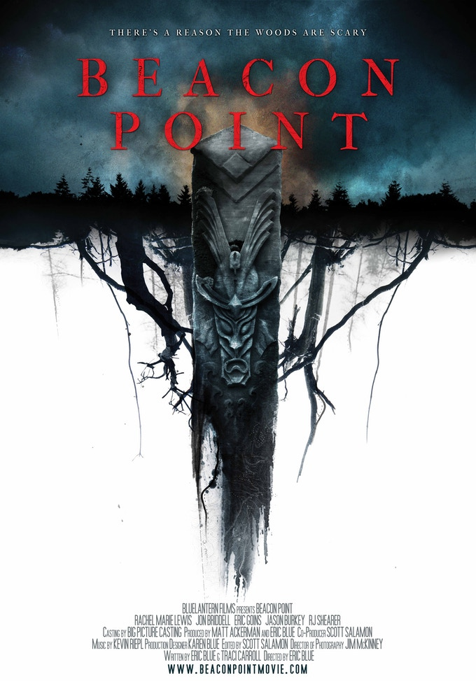 Beacon Point Movie Poster - Get a limited edition signed poster as a prize