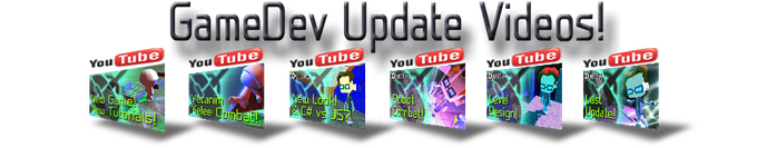 Click here to view a playlist of past updates on YouTube