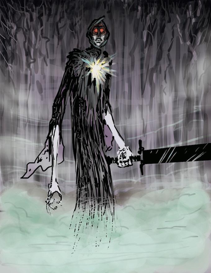 The Phantom Lord