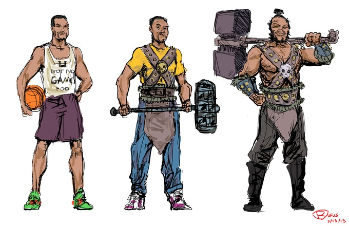 Dwayne: The Giant