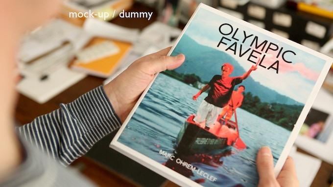 Mock-up of OLYMPIC FAVELA