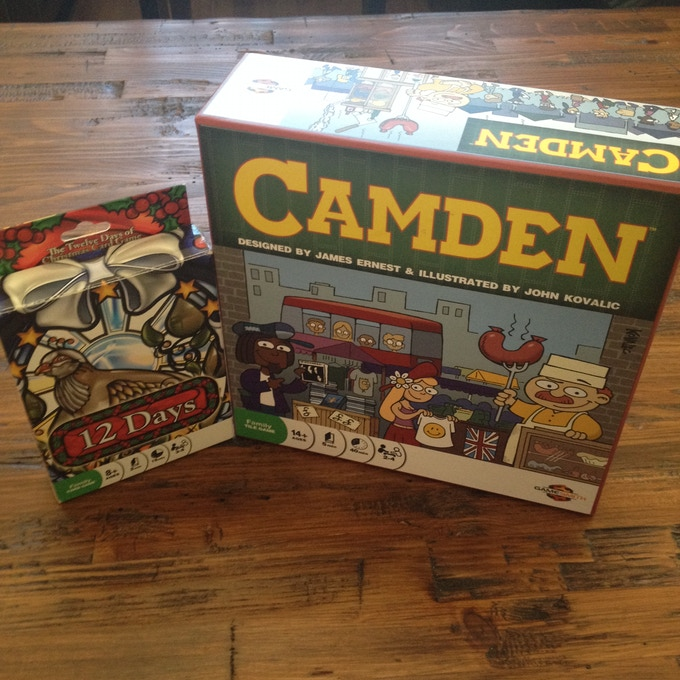12 Days and Camden round out the Gamesmith trifecta!