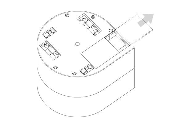 The Mini Mobile Robotic Printer By Zuta Labs Ltd Kickstarter