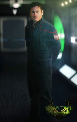 Commander Francis Brookes is Discovery's chief engineer. Having maintained an emotional distance from his crewmates, he struggles deeply with the war and his new-found position of having to work along side T'mar: someone he sees as his greatest enemy.