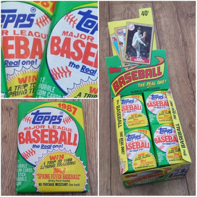 Ridenour Auto Group >> Don't Eat The Gum - A Baseball Card Zine by Michael Barnes ...