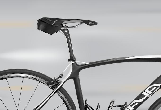 Aeroclam on Bike