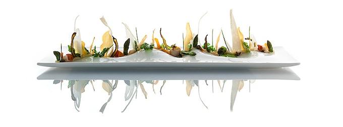 Icefish, Horseradish, Asparagus, Shellfish (2014)