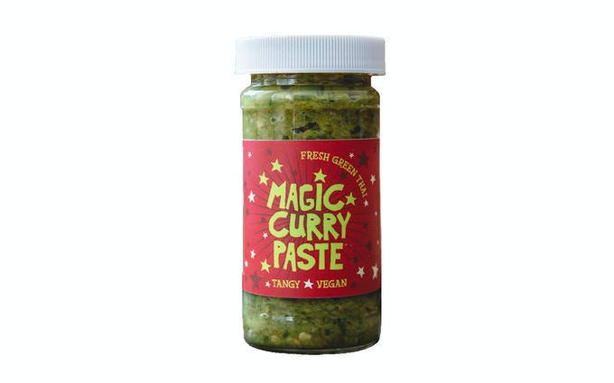 Green Magic Curry Paste