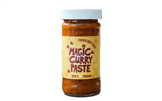 Red Magic Curry Paste