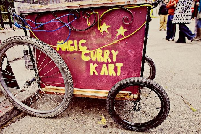 The Original Magic Curry Kart