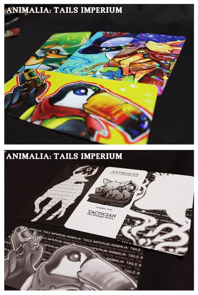 Bookmarks front & back