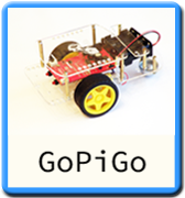 GoPiGo Early Backer and GoPiGo Rewards.