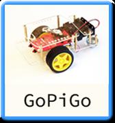 GoPiGo Early Backer and GoPiGo Rewards.