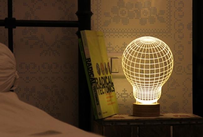 Bed-side light