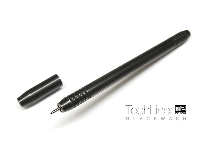 TechLiner -- Blackwash