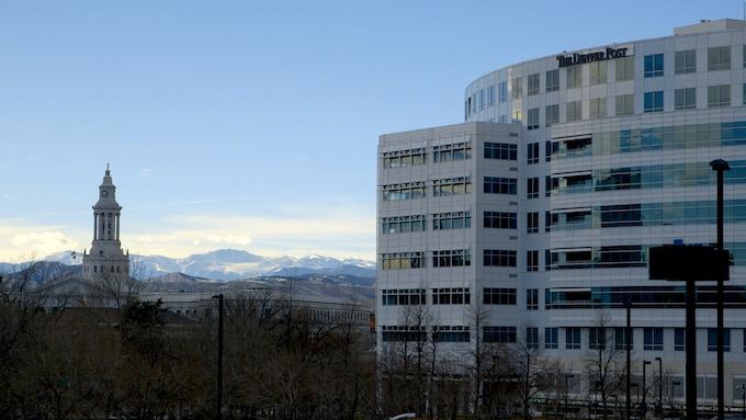 The Denver Post Headquarters