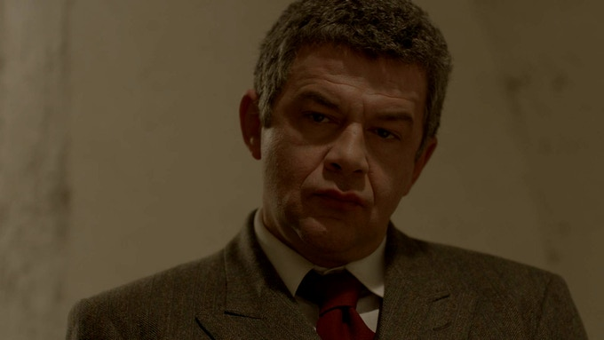 Nebojsa Glogovac as Martin Pappenheim