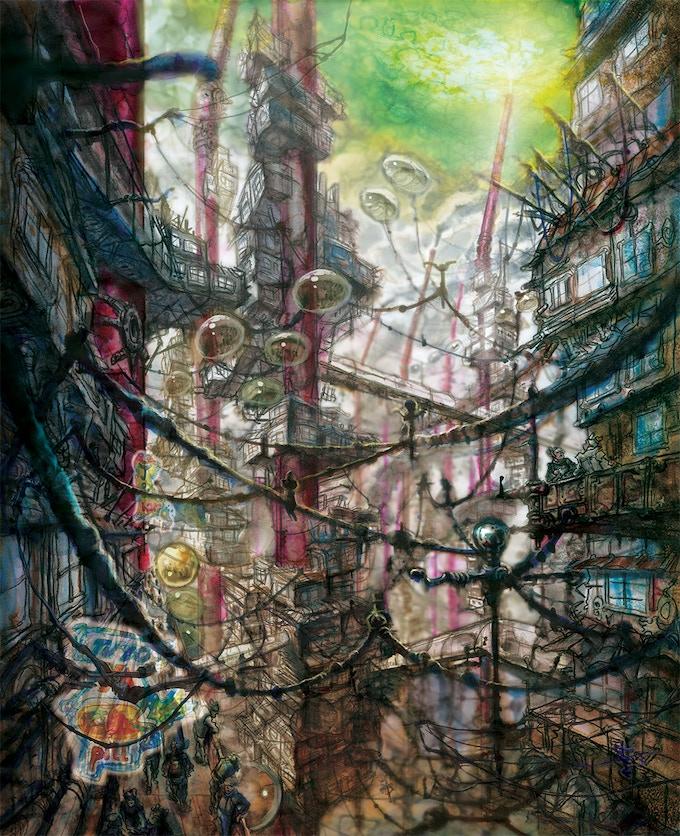 """""""El Grande"""" Page 33 by project artist Elio Guevara"""