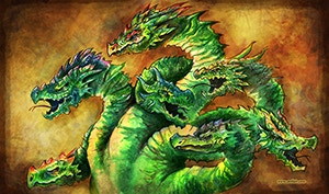 #5 Hydra Mat (CLICK FOR LARGE PREVIEW)