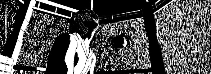 A panel from the 2013 Aurealis Award finalist Peaceful Tomorrows