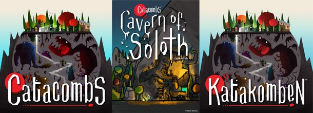 Catacombs (English), Cavern of Soloth expansion, Catacombs (German)