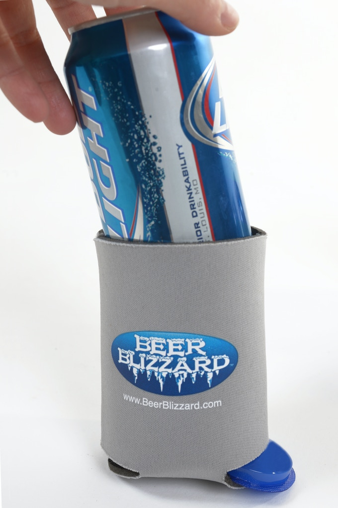 USE IT WITH A KOOZIE FOR MAXIMUM C.A.B (COLD ASS BEER)!!!