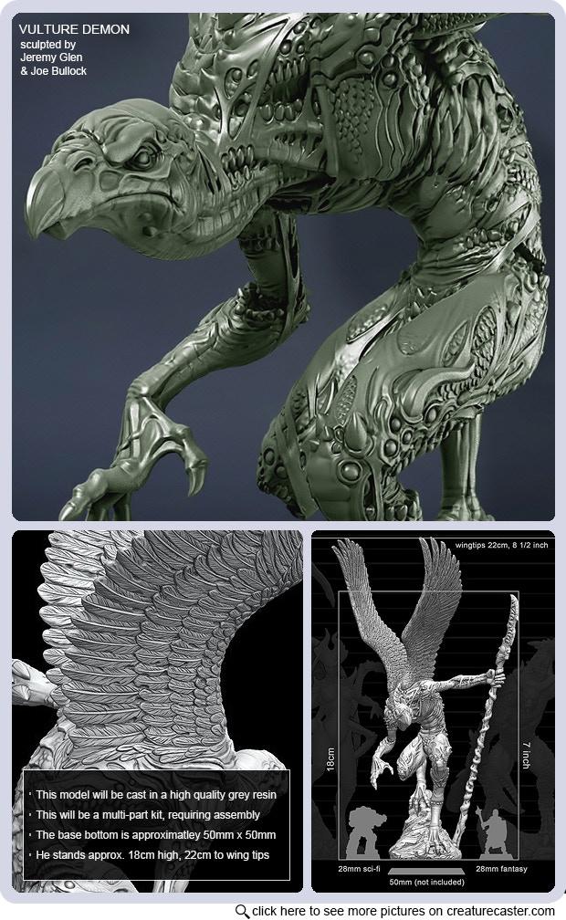 Creature Caster: First Wave by Jeremy Glen — Kickstarter