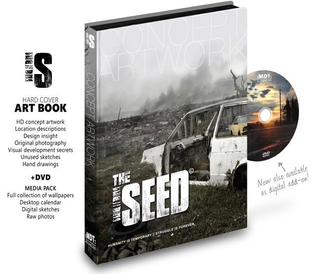 The Seed by Misery Dev  Ltd  — Kickstarter
