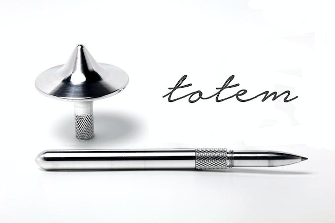 Totem Pen & Top