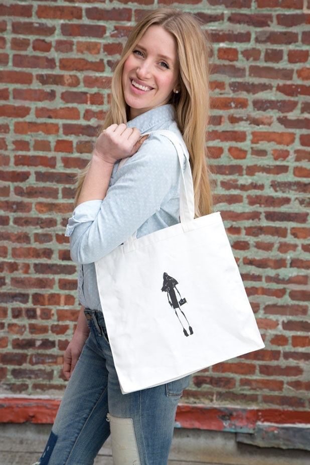 Canvas Tote for $25 Donation
