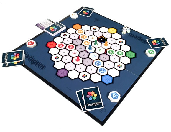 Photo courtesy of Andrew Lupp from Boardgaming.com.  Find his preview link below.