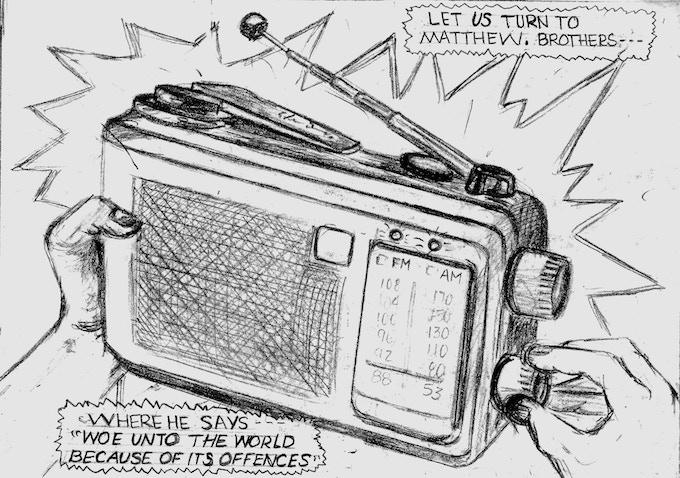 Radio Zed by Joynt Efforts Productions —Kickstarter