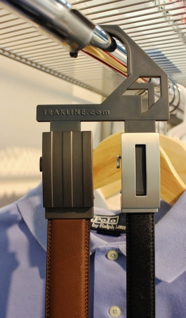 Closet Hanger (works with standard & slim style buckles)
